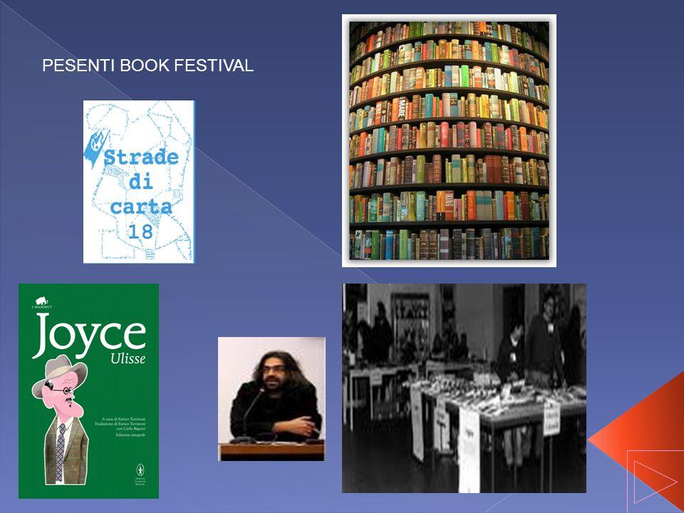 PESENTI BOOK FESTIVAL