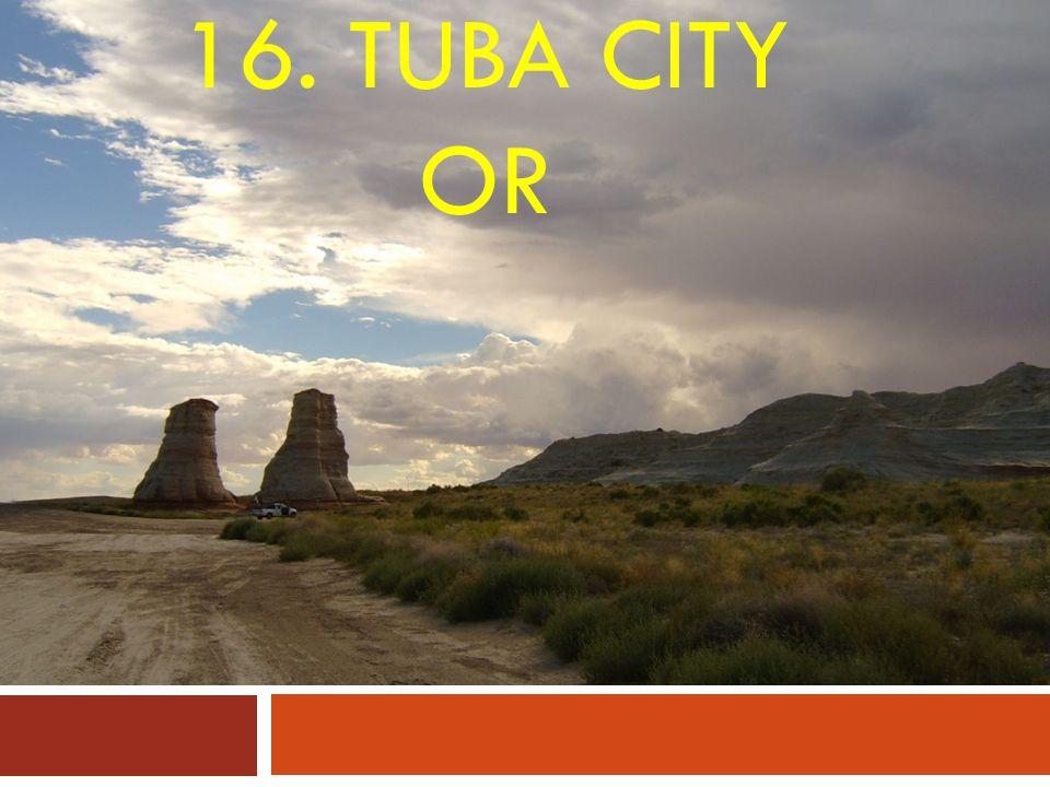 16. TUBA CITY OR