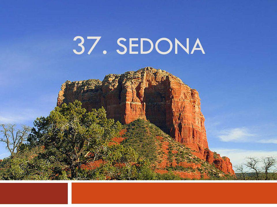 37. SEDONA