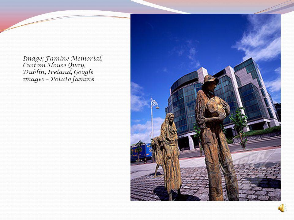 Images; http://www.nde.state.ne.us/SS/Irish/Irish_pf.ht ml