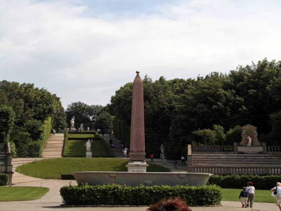 3. Boboli Gardens – Florence, Italy