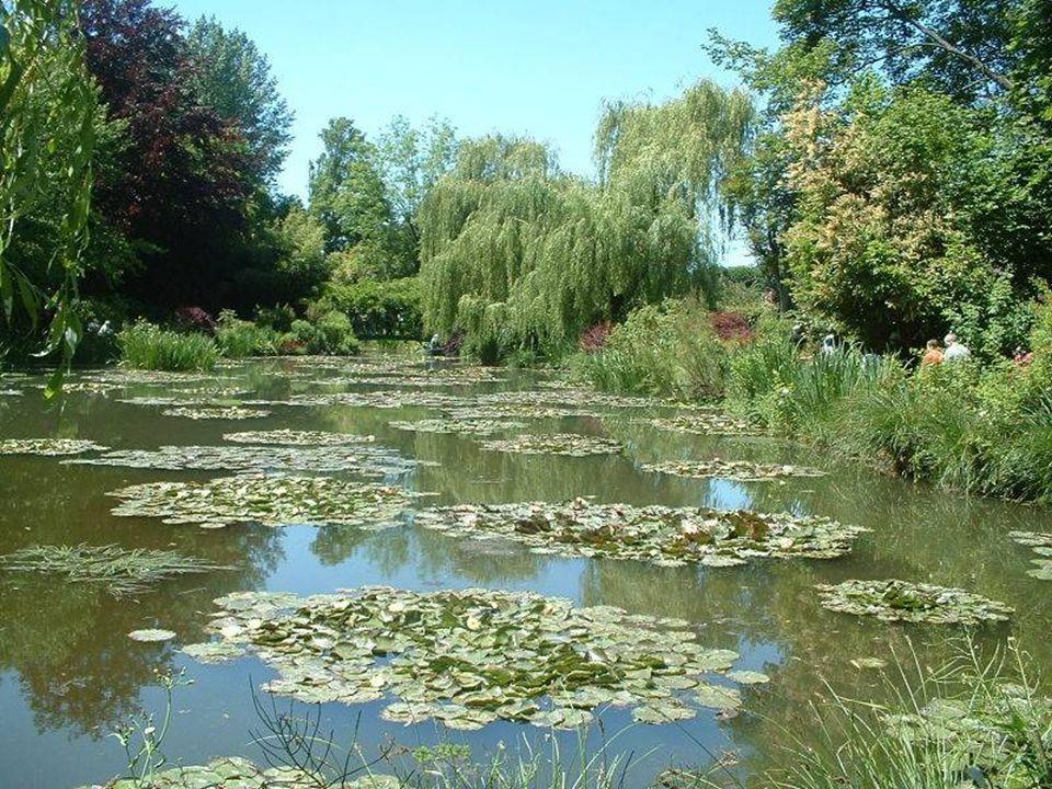 5. Claude Monet Gardens – Giverny, West Paris, France