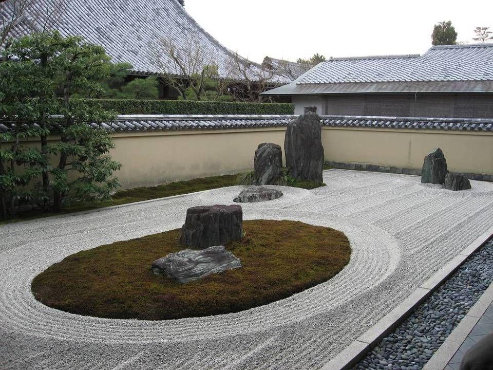 13. Zen Garden of Ryoan Temple - Kyoto, Japan