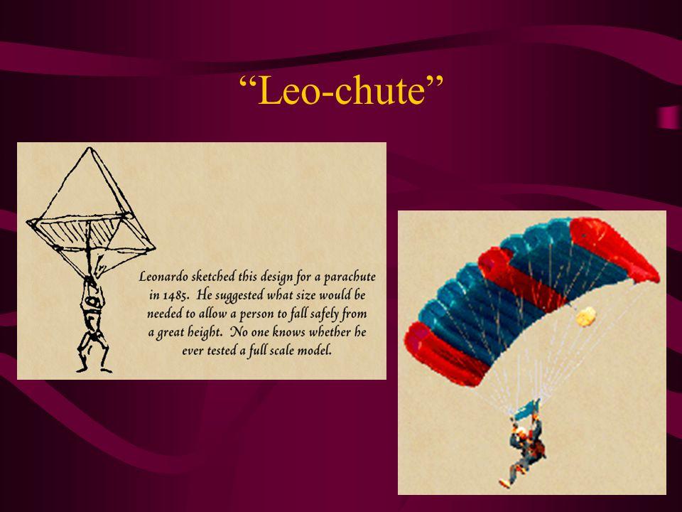Leo-chute