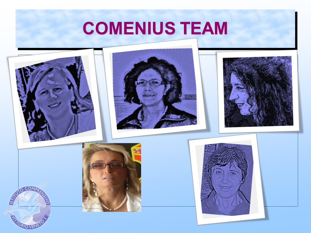 COMENIUS TEAM