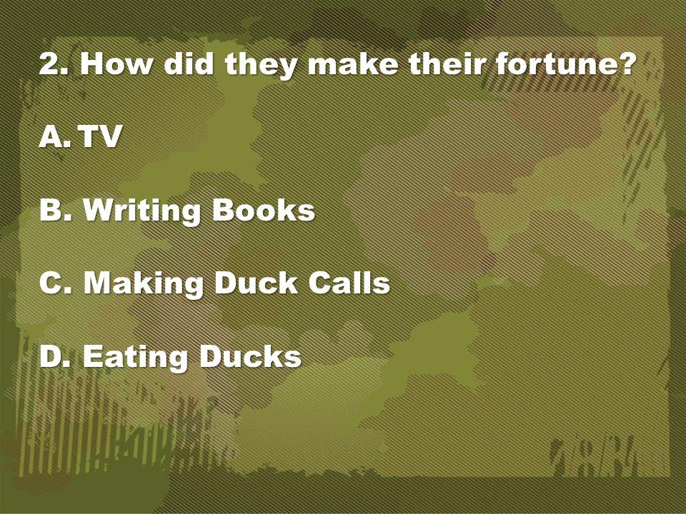 3.Where is Duck Commander Headquarters located in LA.