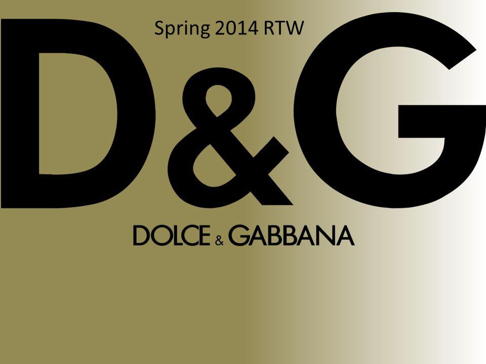 Spring 2014 RTW