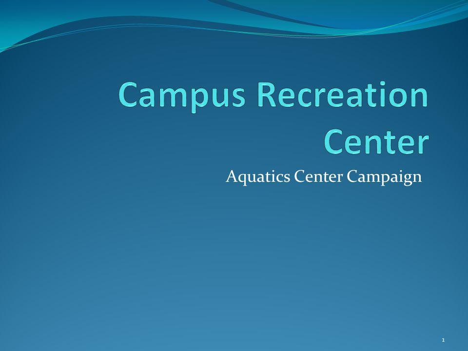 Aquatics Center Campaign 1