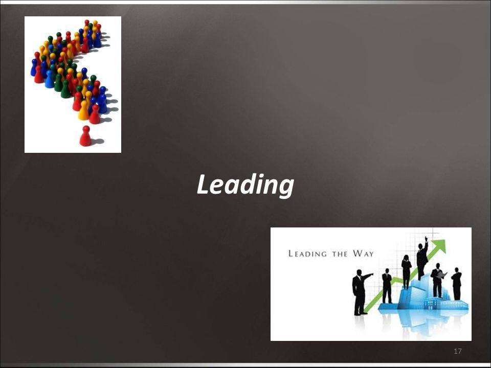 Leading 17