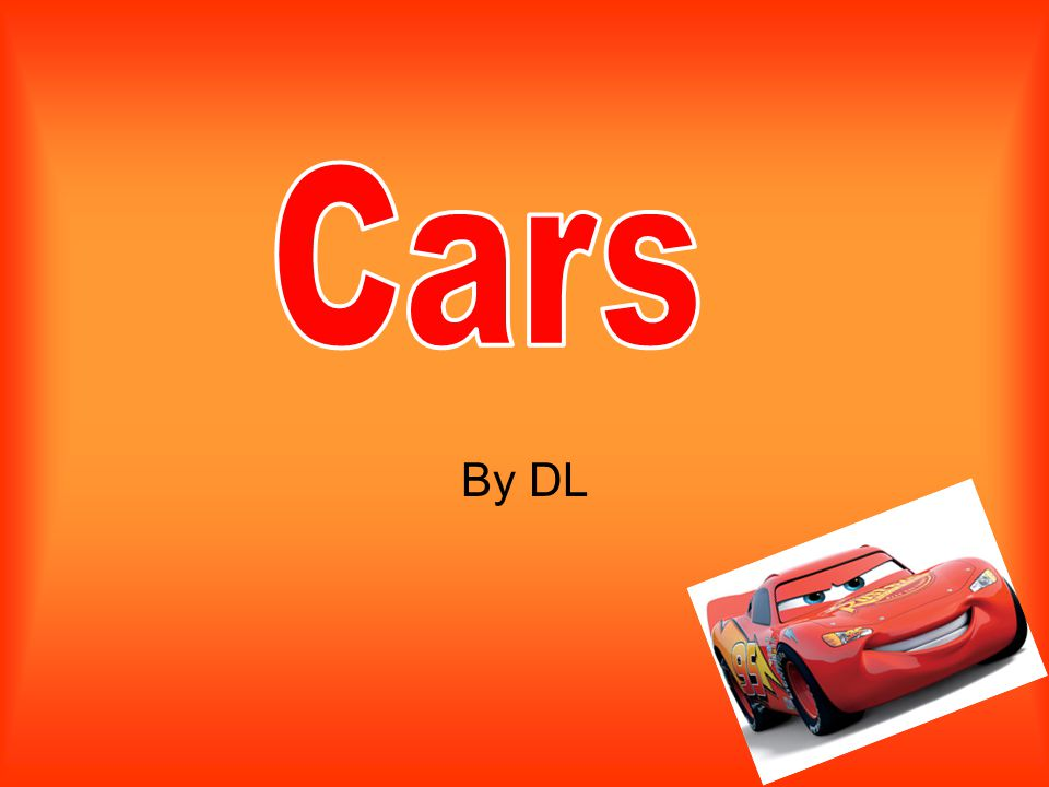 The genre of cars in an animation. Some parts of the film are funny so it could be a comedy too.