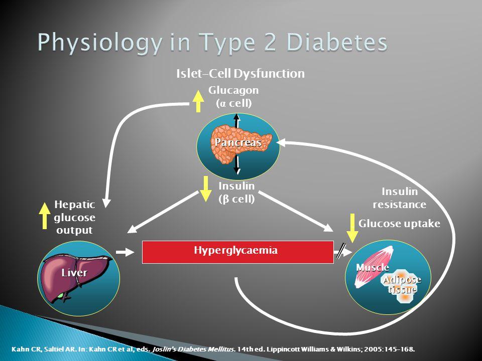 Kahn CR, Saltiel AR. In: Kahn CR et al, eds. Joslin's Diabetes Mellitus. 14th ed. Lippincott Williams & Wilkins; 2005:145–168. Hepatic glucose output