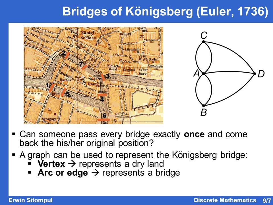 9/28 Erwin SitompulDiscrete Mathematics G1G1 Graph Terminology 7.
