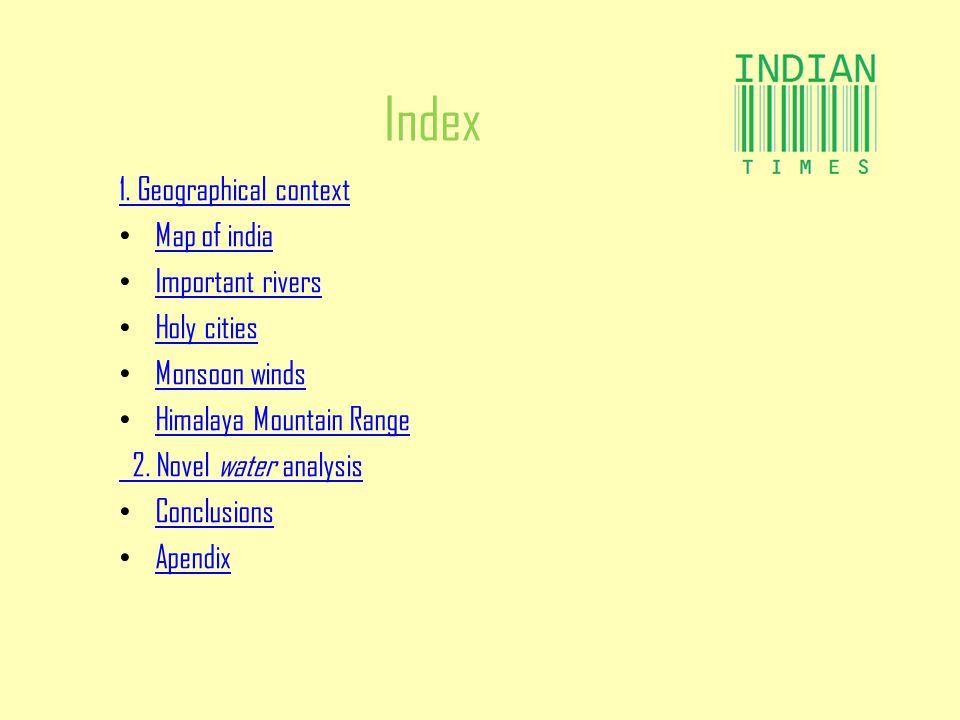 Index 1.