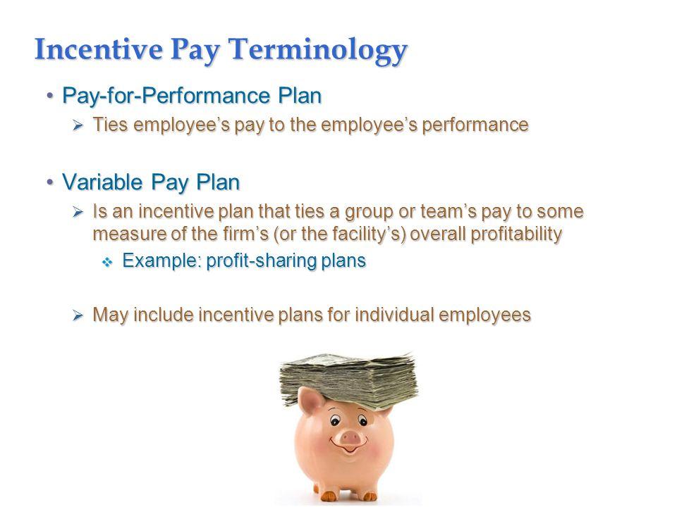 Do Incentive Plans Work.