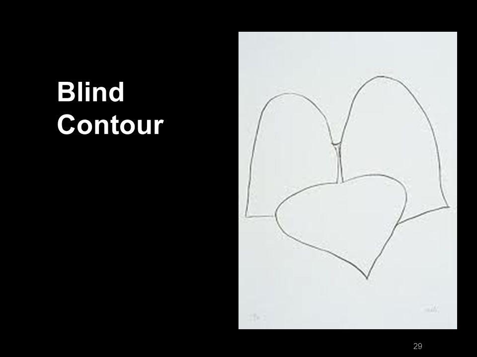 Blind Contour 29