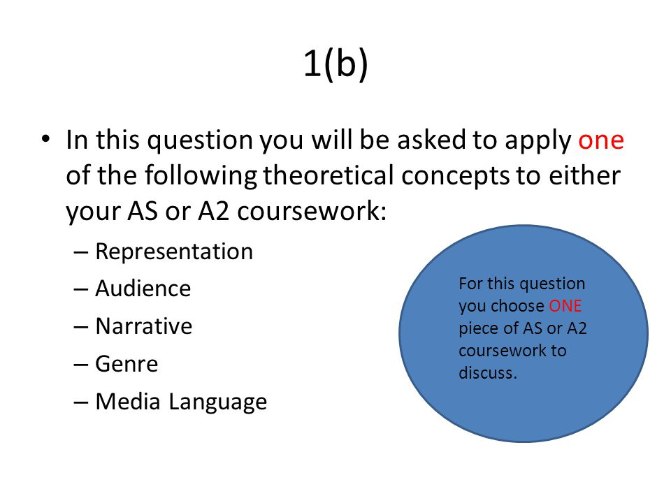 a2 english language coursework questions