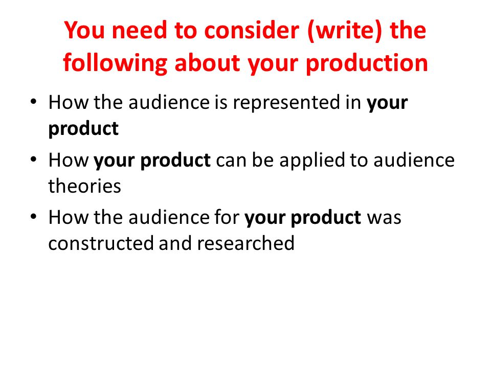 Aims/Objectives To consider the way audiences are grouped and targeted To reinforce basic audience theory To have an understanding of how to evaluate your coursework against a consideration of your target audience.
