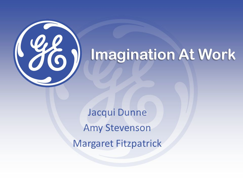 Jacqui Dunne Amy Stevenson Margaret Fitzpatrick Imagination At Work