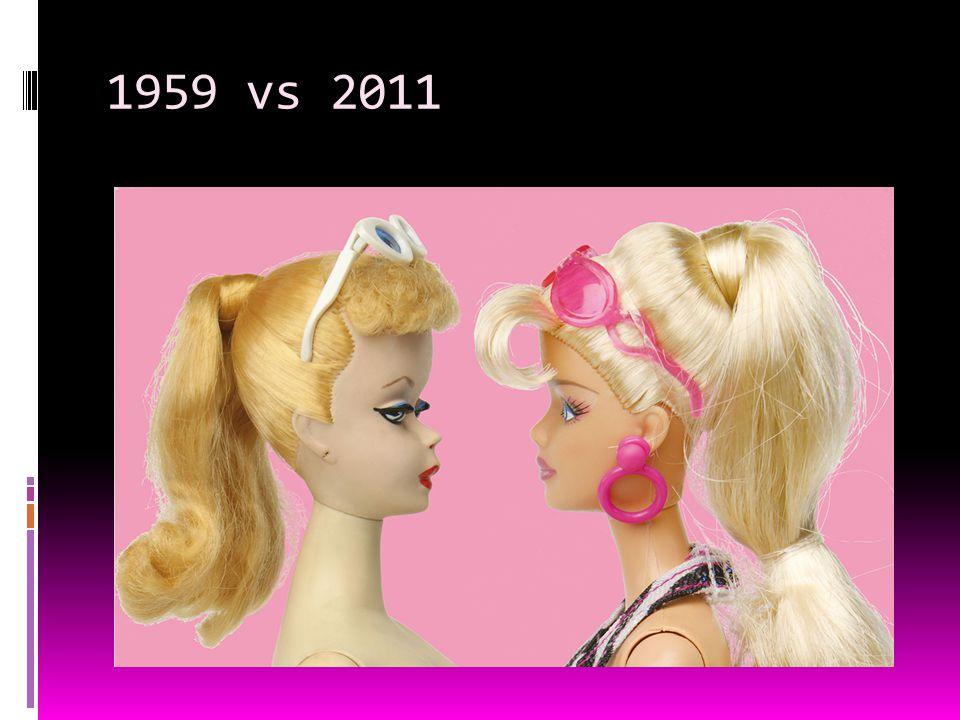 1959 vs 2011