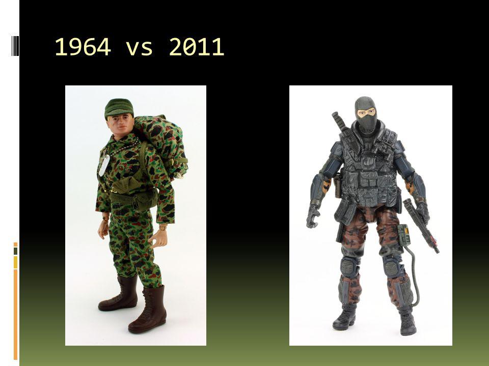 1964 vs 2011