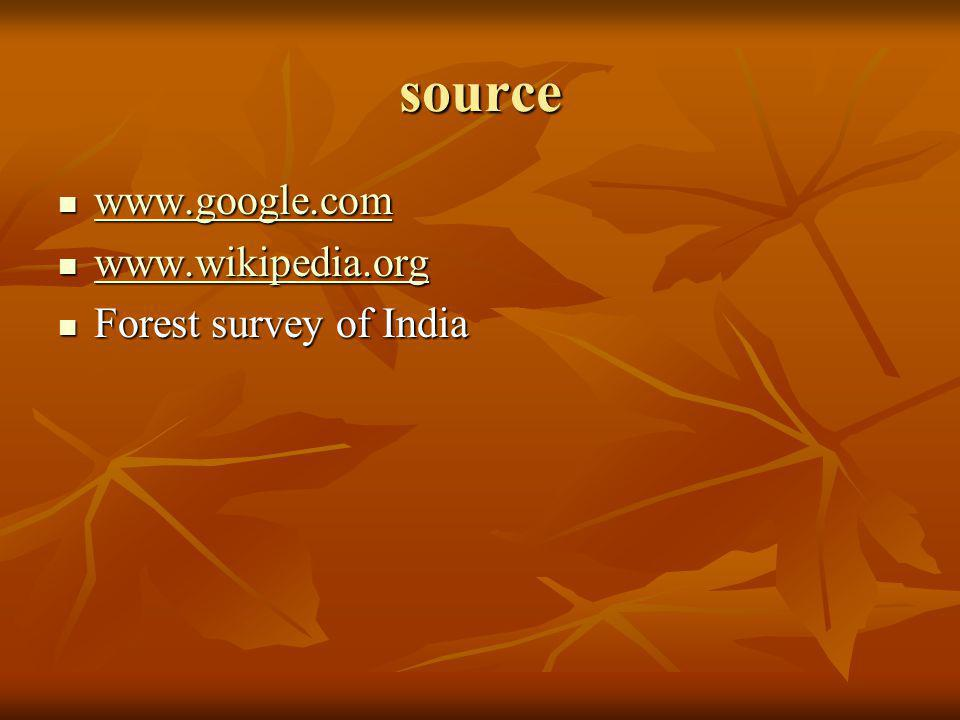 source www.google.com www.google.com www.google.com www.wikipedia.org www.wikipedia.org www.wikipedia.org Forest survey of India Forest survey of India