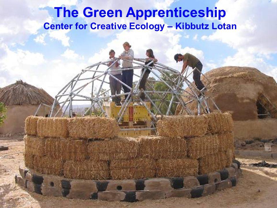 The Green Apprenticeship Center for Creative Ecology – Kibbutz Lotan
