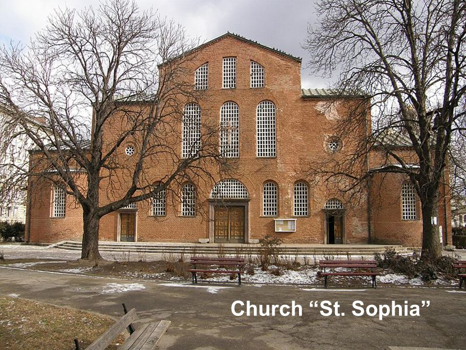 Church St. Sophia