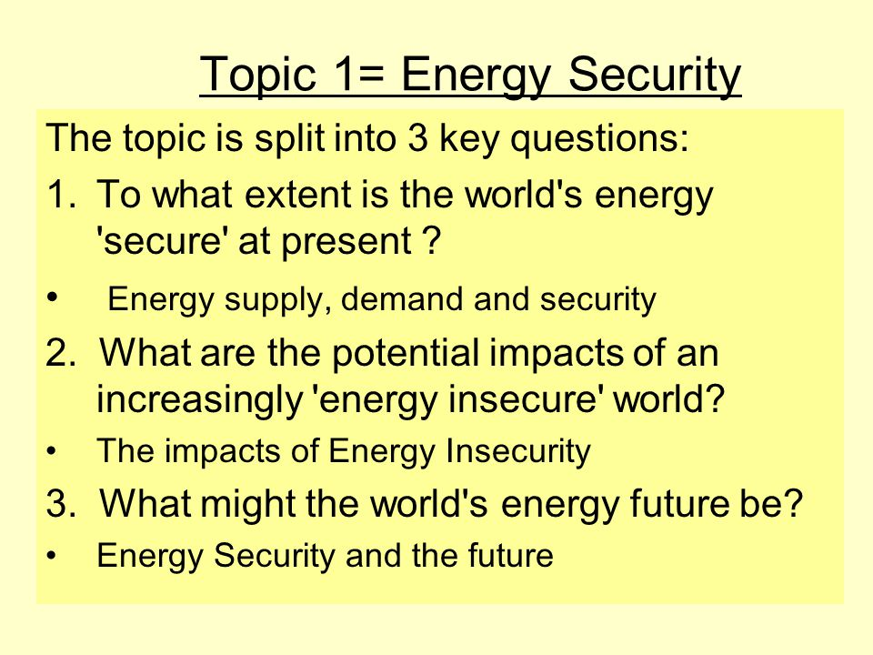 P 11 Oxford What are the environmental costs of energy sources?
