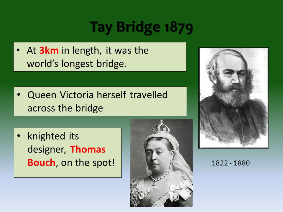I think theory ____(A,B or C) is the correct theory to help explain why the Tay Bridge collapsed because___________(include a couple of reasons/ explanations to support your argument) Task: Tay Bridge 1879