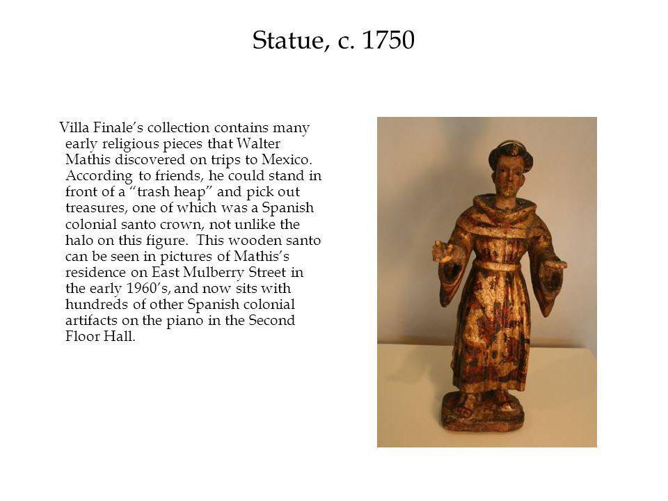 Statue, c.