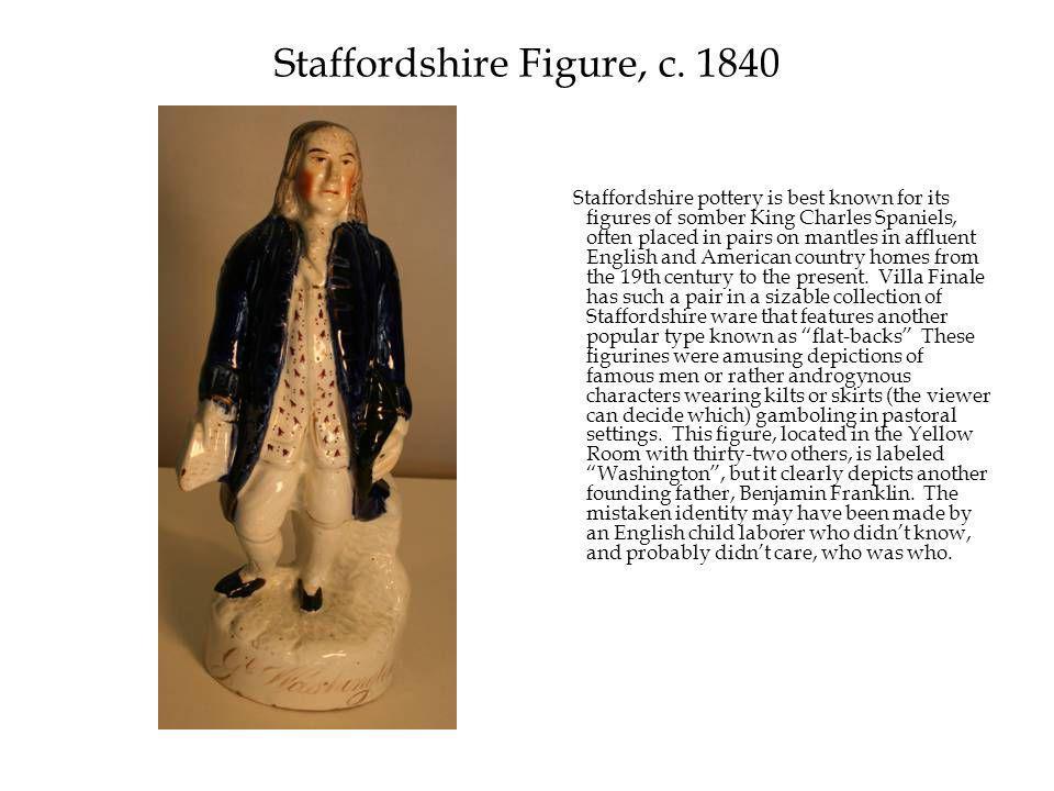 Staffordshire Figure, c.