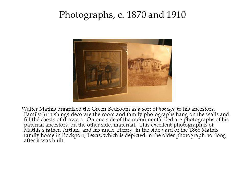Photographs, c.