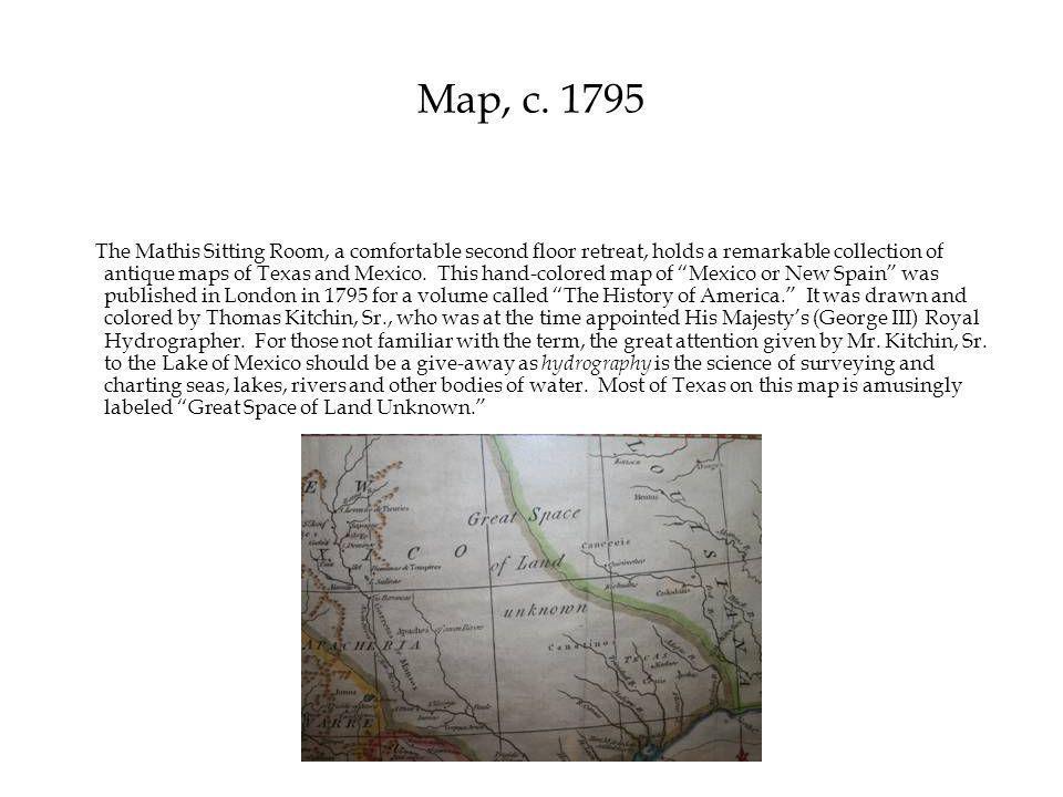 Map, c.