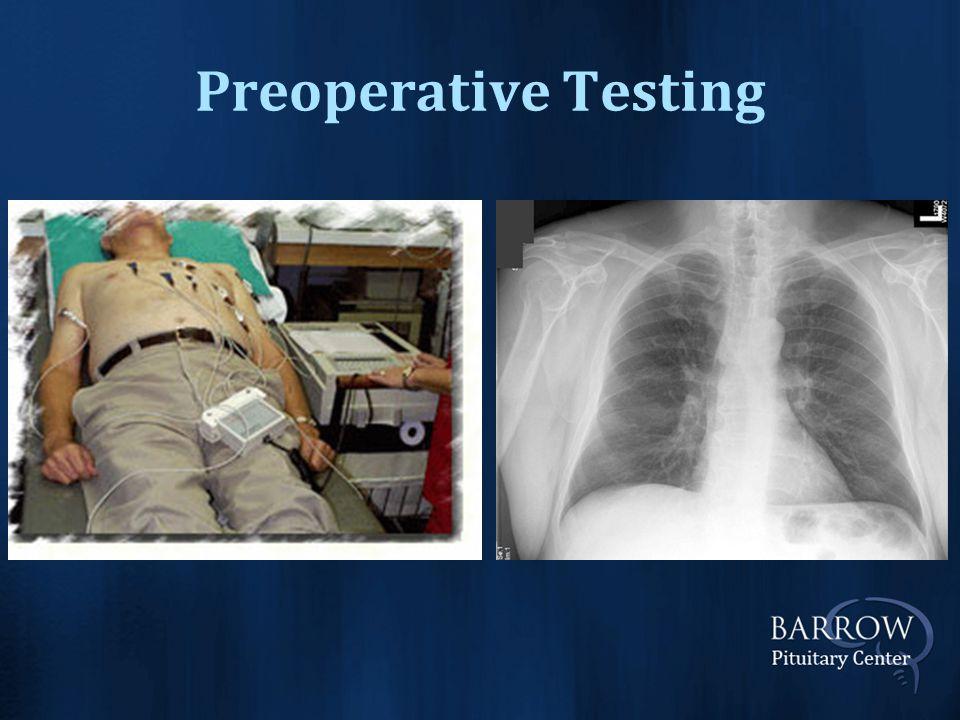 Diagnosis Pre-op Testing Evaluation Surgery Medical Team