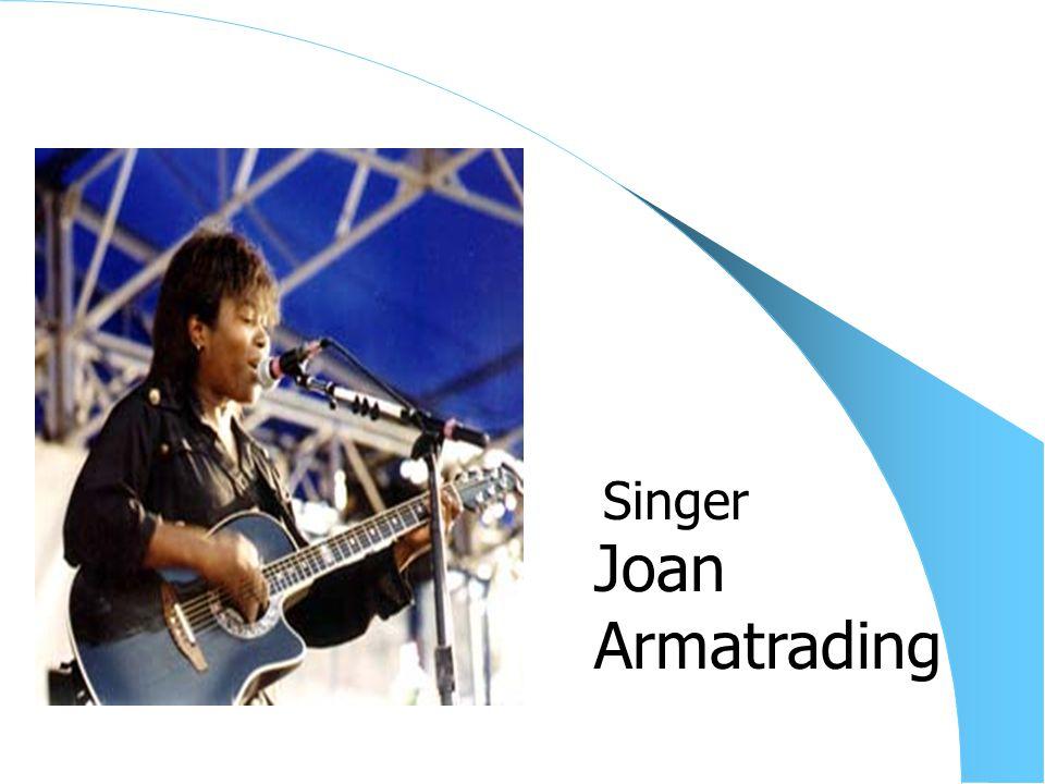Joan Armatrading Singer
