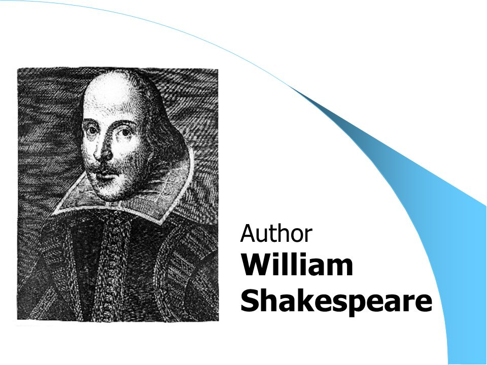 William Shakespeare Author
