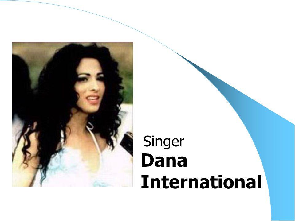 Dana International Singer