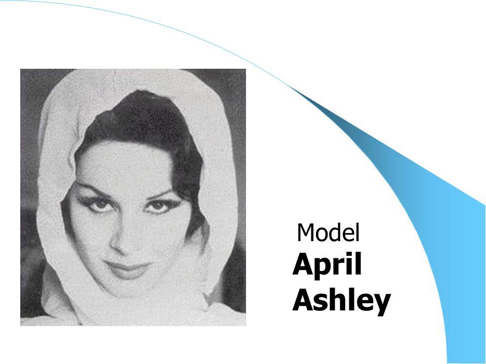 April Ashley Model