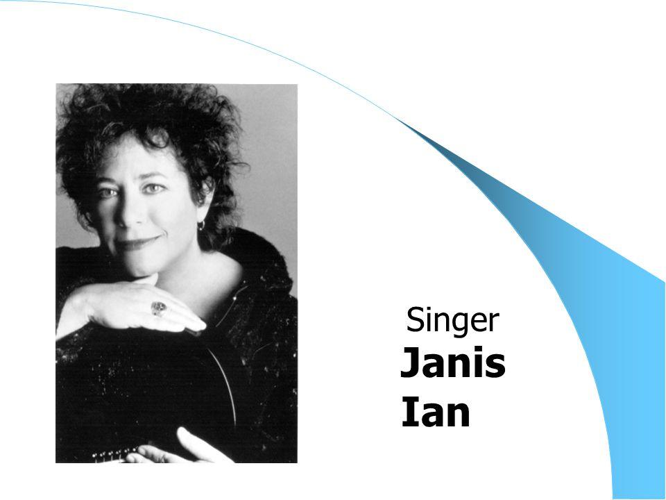 Janis Ian Singer