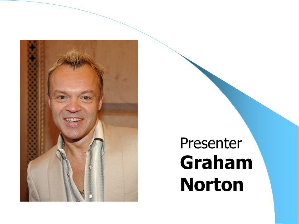 Graham Norton Presenter