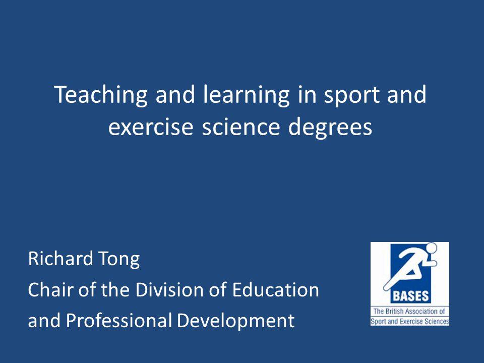 Endorsements BUSES BASRAT Postgraduate sport programmes Endorsement of Undergraduate Courses in Sports Coach Education - Pilot Phase Courses.