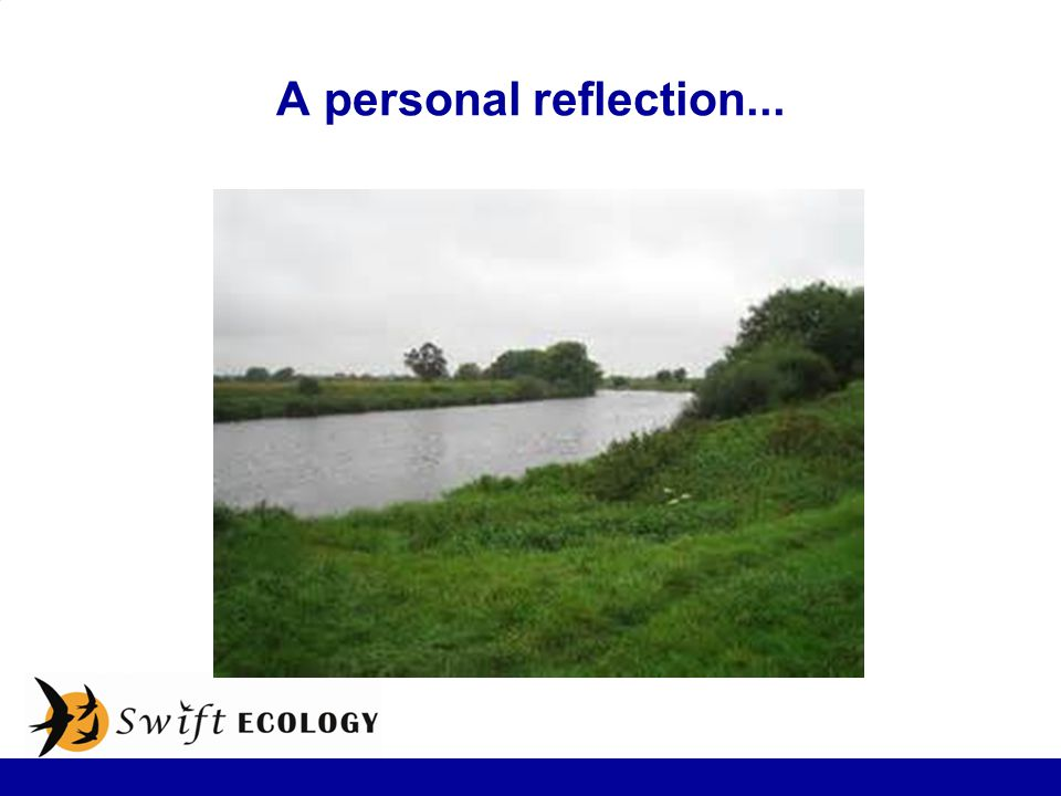 A personal reflection... E Moa
