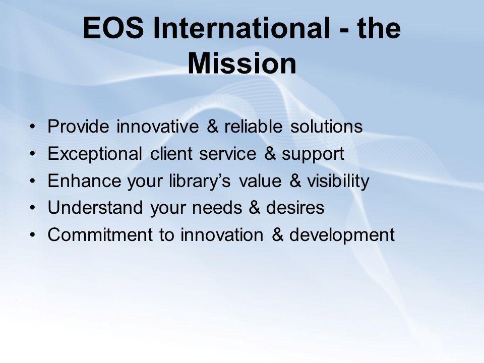 Some EOS.Web UK Clients