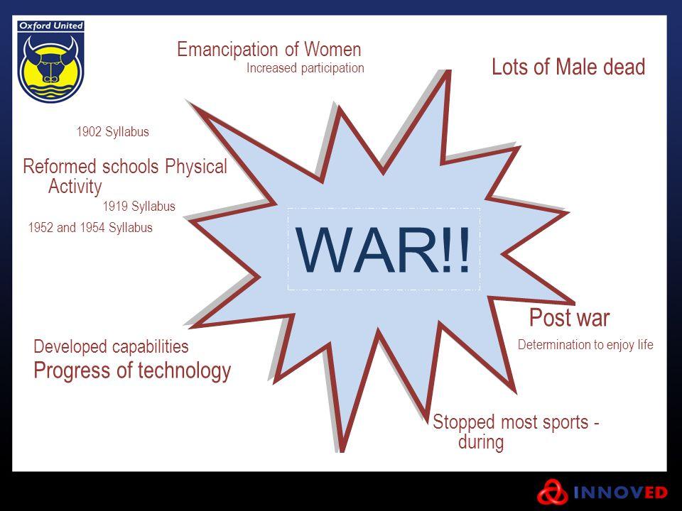 WAR!.
