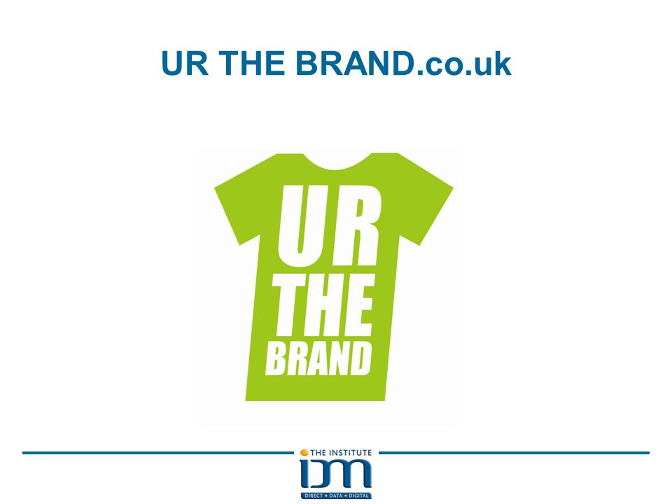 UR THE BRAND.co.uk