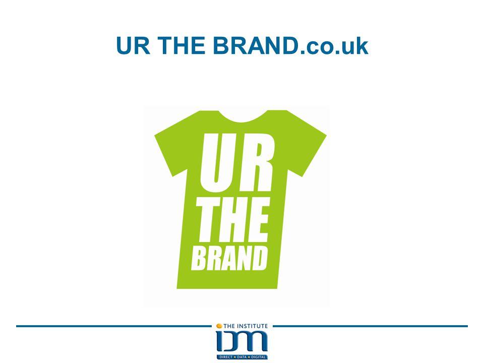 UR THE BRAND.co.uk
