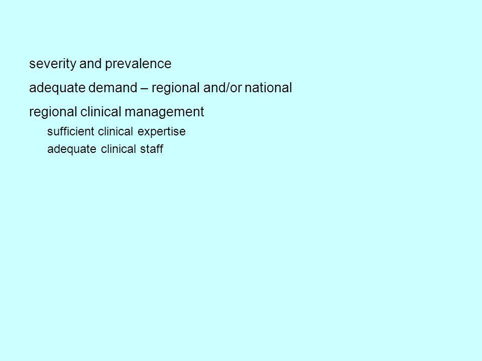Grosse and Khoury (2006) Genetics in Medicine 8:448-450 Kroese et al.
