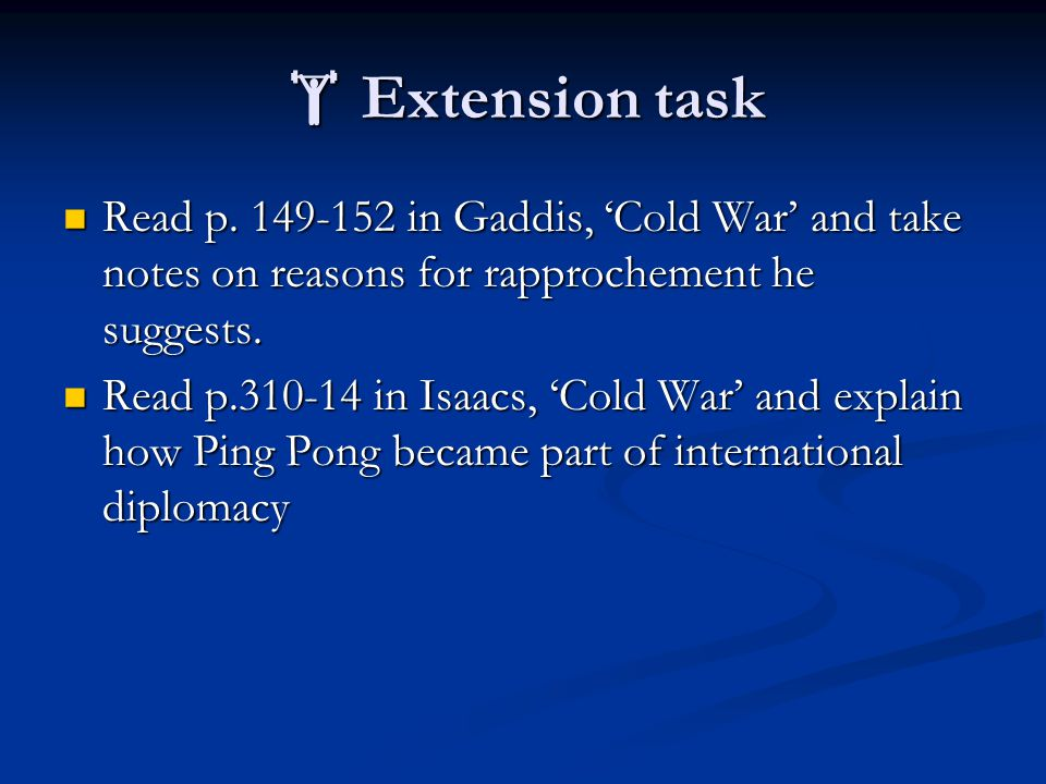  Extension task Read p.