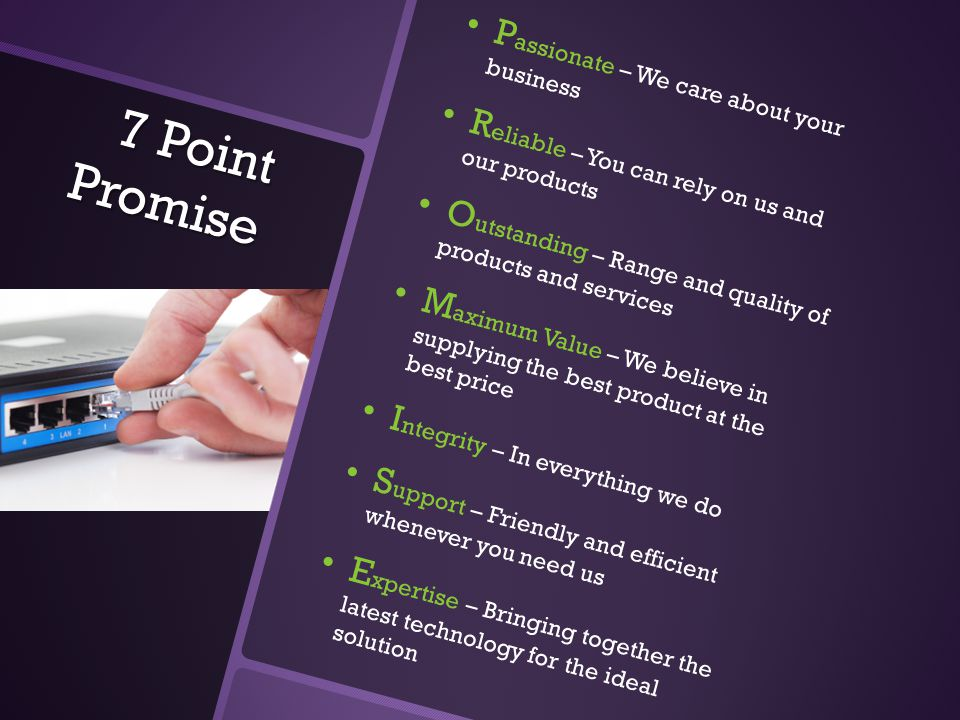 Customer Service Outstanding customer service is the cornerstone of the '21C way' – it is our culture.