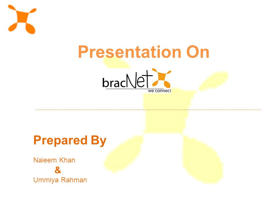 Prepared By Naieem Khan & Ummiya Rahman Presentation On